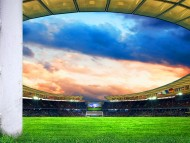 Download Outdoor stadium / Football