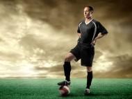 Football referee / Football