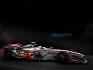 Mercedes Benz mclaren mp4-24 concept 2009 / Formula 1
