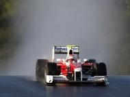 Rain / Formula 1