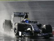 Black rain / Formula 1