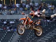 stunt flight / Motocross