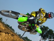 tricks in the air / Motocross