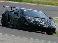 black Lamborghini / Racing Cars
