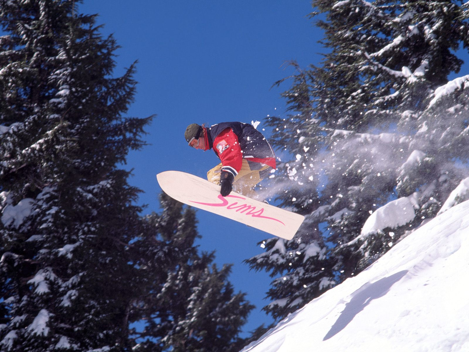 extreme snowboarding wallpapers - photo #4