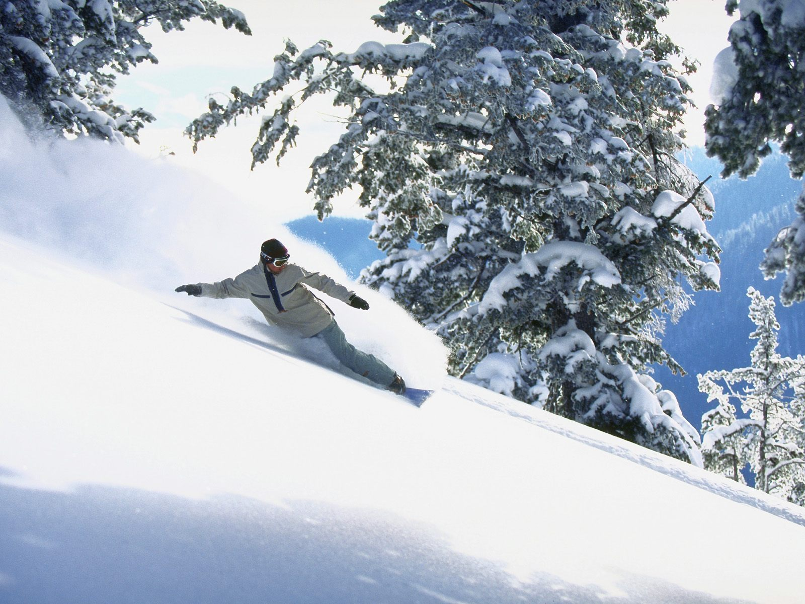 extreme snowboarding wallpapers - photo #8