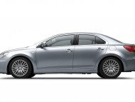 Download Kizashi silver sedan side / Suzuki