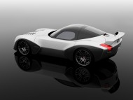 Download Devon GTX prototype black side / Super cars
