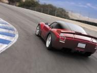red Devon GTX DMW back / Super cars