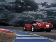 red Devon GTX DMW rear / Super cars