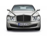 DK09 HYW front / Bentley