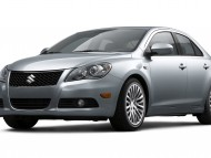 Download Kizashi silver sedan angle / Suzuki