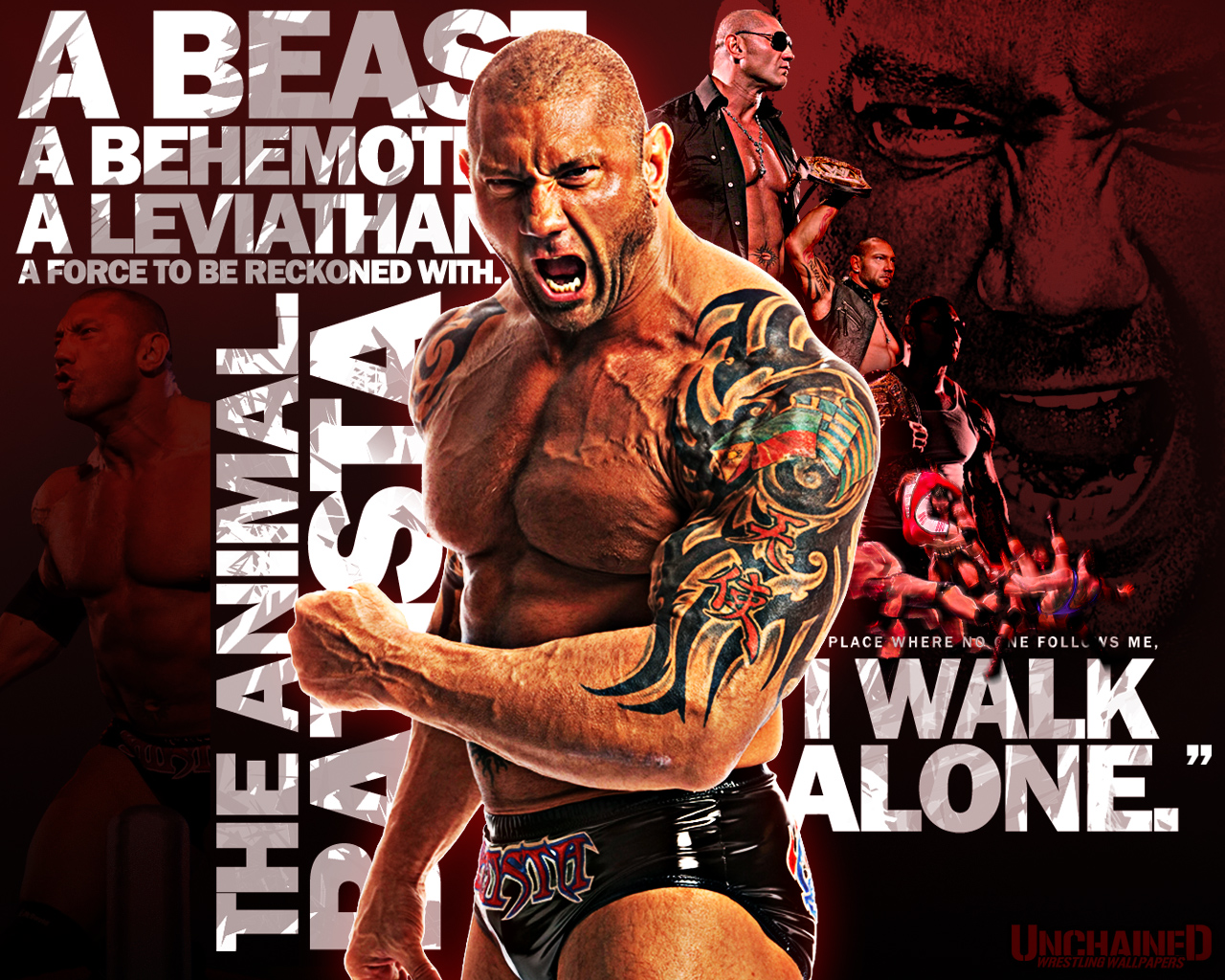 Free Download HQ A Beast Wrestling WWE Wallpaper Num. 4 : 1280 x 1024