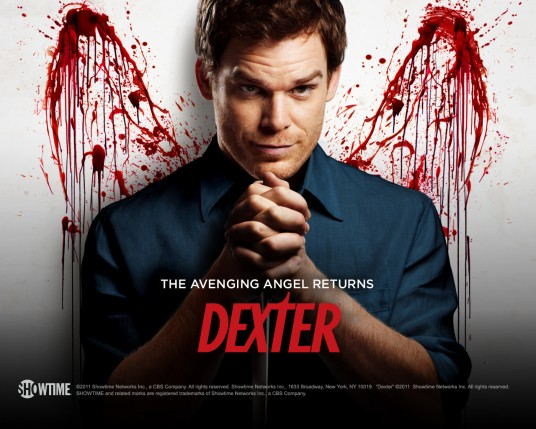 Free Send to Mobile Phone Dexter TV Serials wallpaper num.1