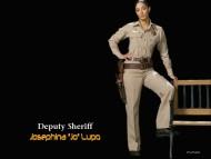 eureka, tv, erica cerra, deputy sheriff, sexy, babes, experiment, josephina lupo / Eureka