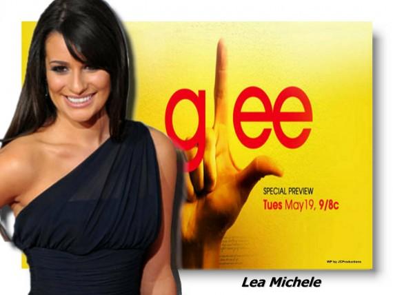 Free Send to Mobile Phone Glee, Britney S Pierce, heather morris, lea michele, music, choir, fox 5, dianna agron Glee wallpaper num.4