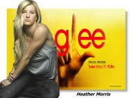 Download Glee, Britney S Pierce, heather morris, lea michele, music, choir, fox 5, dianna agron / Glee