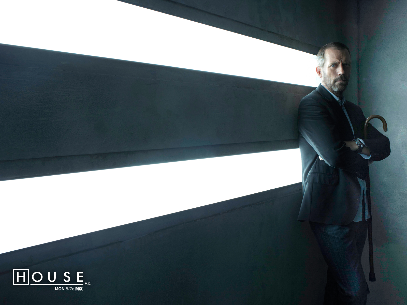 Download full size HouseWall House M.D. wallpaper / 1600x1200