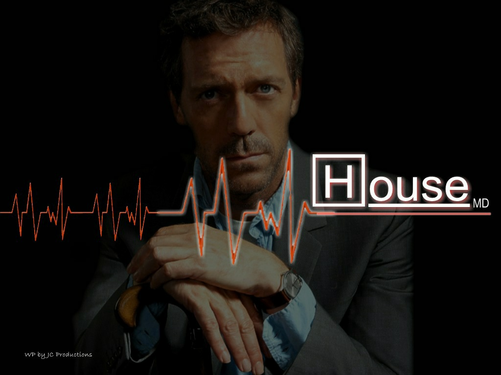 Full size house md, house, fox, 13, medical, gregory, hugh laurie House M.D. wallpaper / 1024x768