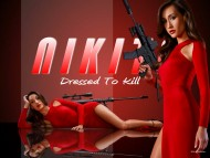 Download nikita, maggie q, spies, girls, babes, high heels, bikinis, wallpapers / Nikita