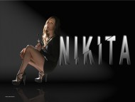 nikita, maggie q, maggie, high heels, spies, spy, sexy babes, females / Nikita