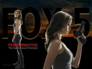 Sarah Connor Chronicles, Fox5, TV, Summer Glau / Terminator