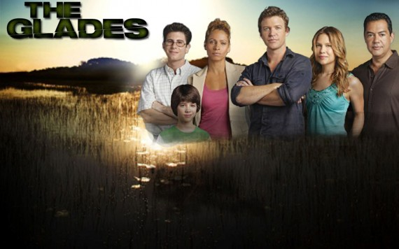 Free Send to Mobile Phone The Glades TV Serials wallpaper num.1