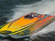 Turbine Engine Boat / Ships and Boats