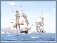 Sea Battle / Frigates & Sailing ships