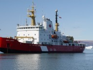 Canadian Coast Guard / Ships and Boats