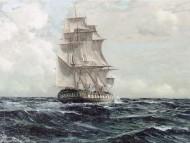 Drawing boats / Frigates & Sailing ships