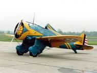aircraft parking / Civilian Aircraft