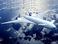 Boeing prototype / Civilian Aircraft