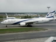 Israel / Civilian Aircraft