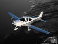 coastline / Civilian Aircraft