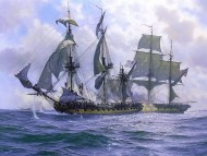 Sea Battle / Frigates & Sailing ships