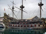 Pirate / Frigates & Sailing ships