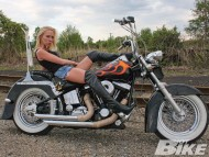 Hot bike / Girls & Motorcycles