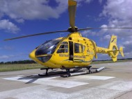 yellow / Helicopter