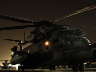 MH-53 Pave Low helicopters / Helicopter