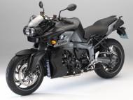 BMW K1300R black / Motorcycle