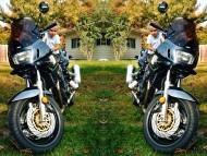Suzuki-Bandit-GSX1200F-2000 / Motorcycle
