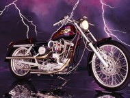 Harley-Davidson 1971 / Motorcycle