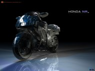 Download Honda NR / Motorcycle