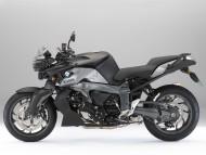 BMW K1300R black side / Motorcycle