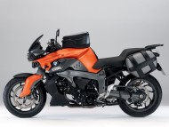 BMW K1300R orange ready / Motorcycle