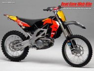 Aprilia MXV 4.5 / Motorcycle