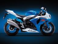 R GSX Suzuki / Motorcycle