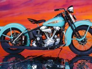Harley-Davidson 1938 / Motorcycle