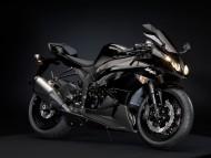 Kawasaki Ninja black / Motorcycle